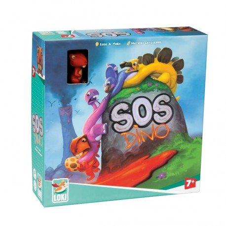 SOS Dino. Ludilo