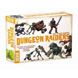 Dungeon Raiders. Devir