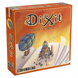 Dixit Odyssey. Asmodee