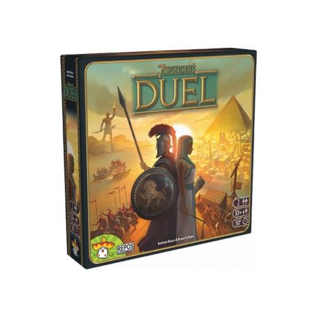 7 Wonders: Duel. Asmodee