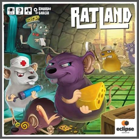 Ratland. Eclipse Editorial