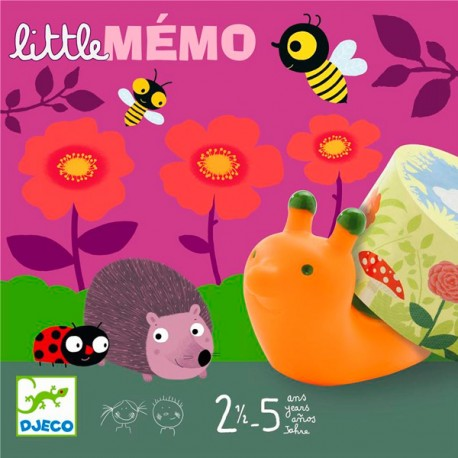Little Memo. DJECO