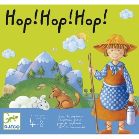 Juego Hop Hop Hop. DJECO
