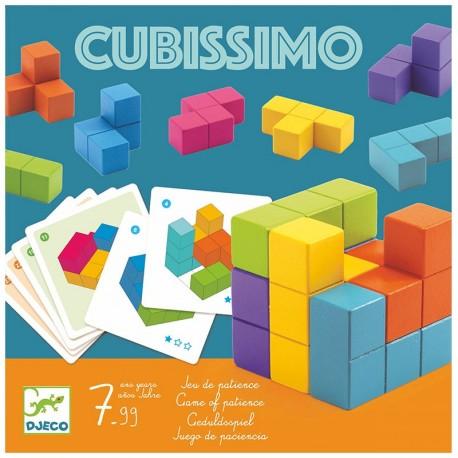 Juego Cubissimo DJECO