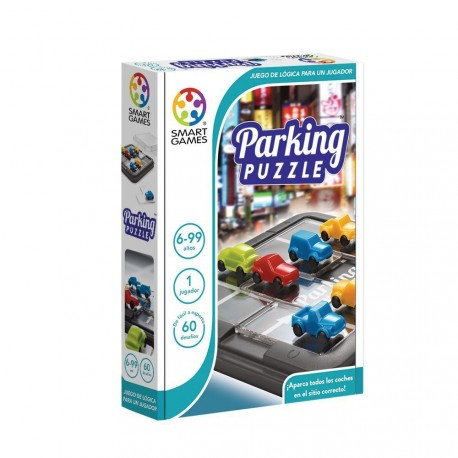 Parking Puzzle. Smart Games