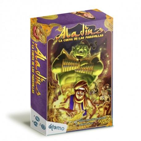 Aladino y la Cueva de las Maravillas. Átomo Games