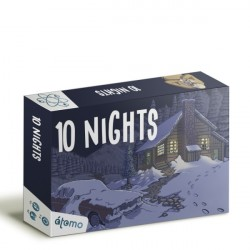 10 NIGHTS. Átomo Games