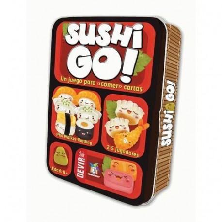 Sushi Go!. Devir