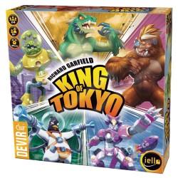 KING OF TOKYO 2019. Devir