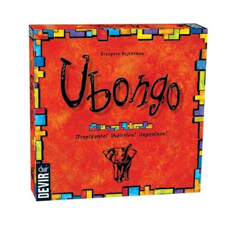 Ubongo. Devir