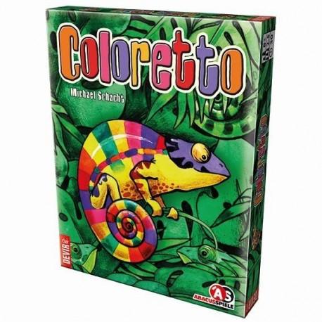 Coloretto. Devir