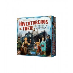 ¡Aventureros al tren! La vuelta al mundo. Edge Entertainment
