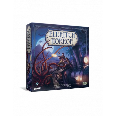 Eldritch Horror. Fantasy Flight Games