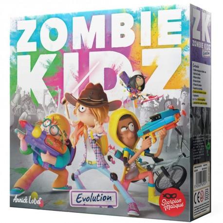 Zombie Kidz Evolution. Asmodee