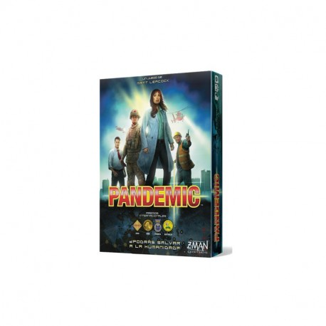 Pandemic. Z-Man Games