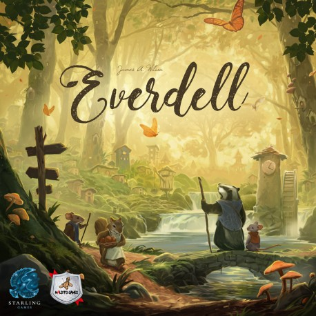 Everdell. Maldito Games
