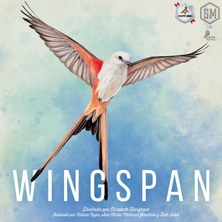 Wingspan. Maldito Games