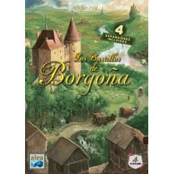 Los Castillos de Borgoña. Maldito Games