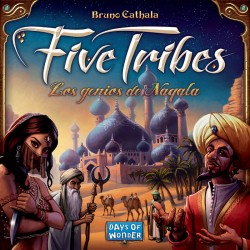 Five Tribes. Maldito Games