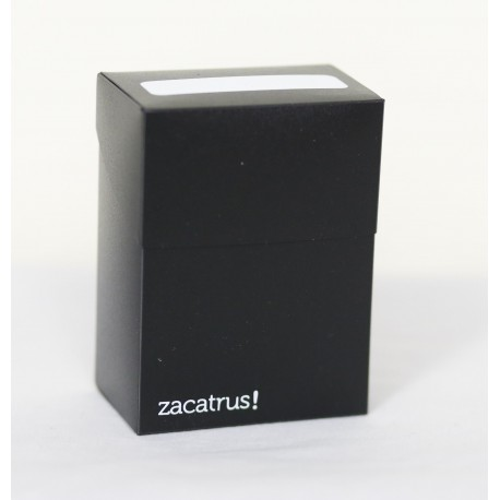 Deck Box Zacatrus Negro