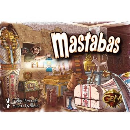 Mastabas. GDM