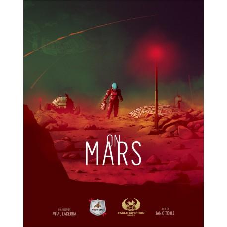 PRE-VENTA On Mars. Edición Kickstarter (Castellano)