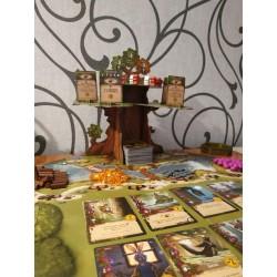 Hojas porta cartas Eventos Especiales (4 unidades) Everdell