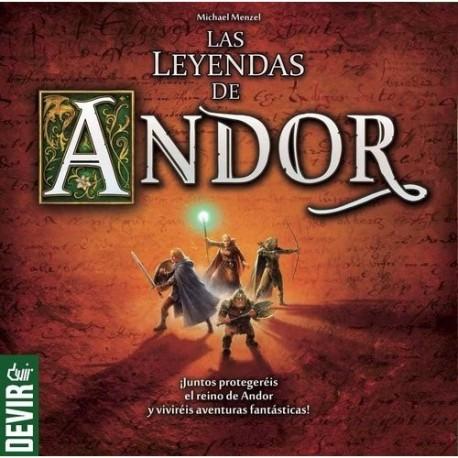 LAS LEYENDAS DE ANDOR. Devir