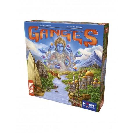 Ganges. Devir