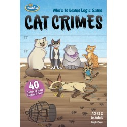 Cat Crimes. ThinkFun
