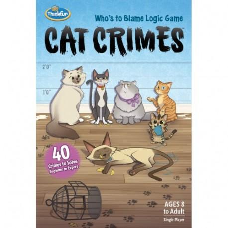 Cat Crimes. ThinkFun
