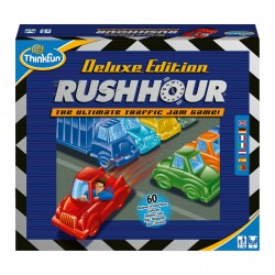 RUSH HOUR DELUXE. THINKFUN (Con golpe leve)