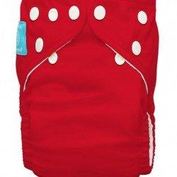 Pañal Charlie Banana One Size - Rojo