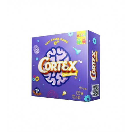 Cortex KIds. (Morado). Asmodee