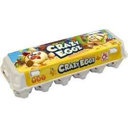 Crazy Eggz. Mercurio