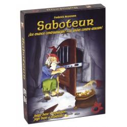 Saboteur Deluxe. Mercurio