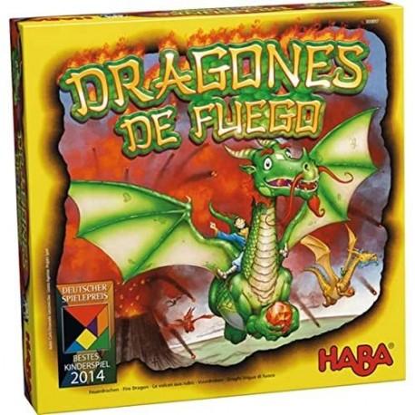 Dragones de Fuego. HABA