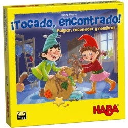 ¡Tocado, encontrado! HABA