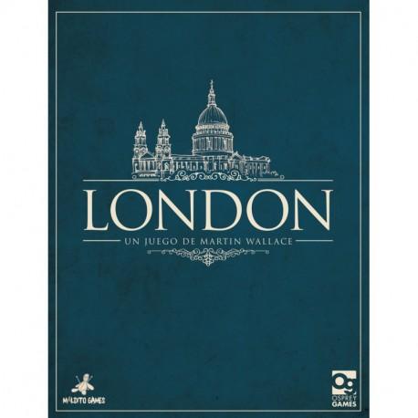London. Maldito Games