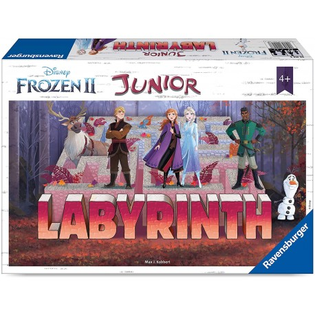 Junior Labyrinth Frozen 2