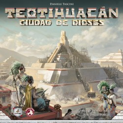 Teotihuacán: Ciudad de Dioses