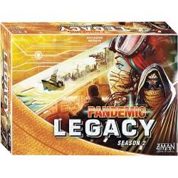 Pandemic Legacy Segunda Temporada (Caja Amarilla)