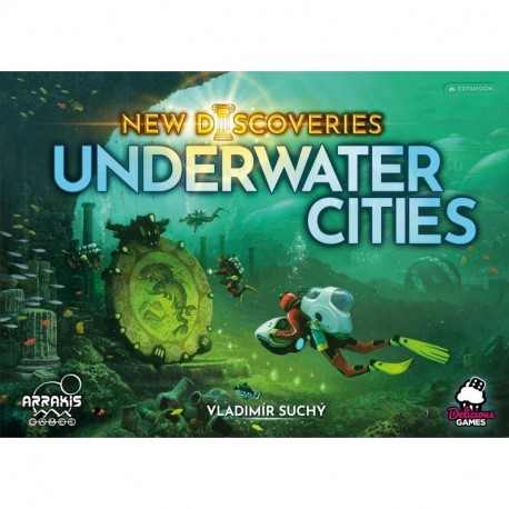 UNDERWATER CITIES:NEW DISCOVERIES