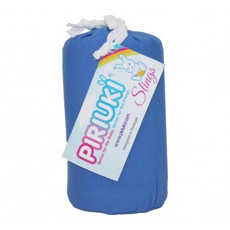 Portabebé Piriuki Indigo Blue