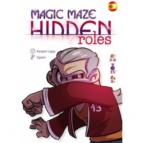 Magic Maze - Expansión Roles Ocultos