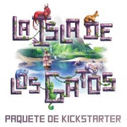 La Isla de los Gatos: Paquete de Kickstarter