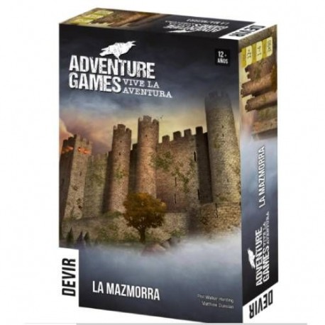 Adventure Games: La Mazmorra