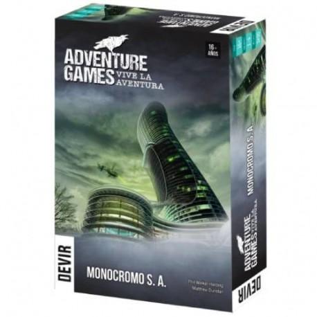 Adventure Games: Monocromo S.A.