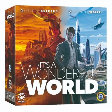 It's a Wonderful World PRE-VENTA