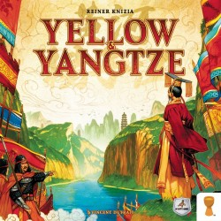 Yellow and Yangtze. Maldito Games. (Castellano)